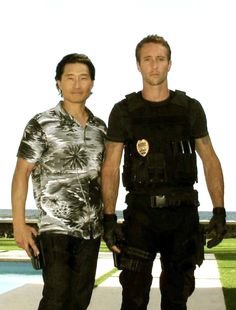 Daniel Dae Kim & Alex O'Loughlin | Hawaii Five-0