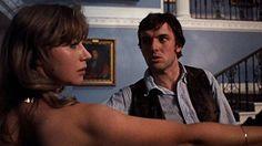 Helen Mirren and Scott Antony in Savage Messiah (1972)