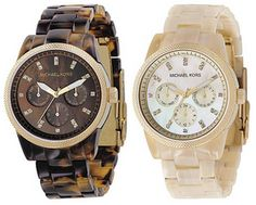 Michael Kors watches :)