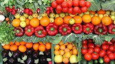 În cea de-a doua zi din regimul Rina 90 poți mânca orice fel de legume.