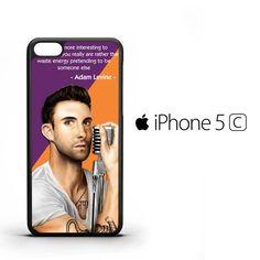 ADAM LEVINE MAROON 5 Y2301 iPhone 5C Case