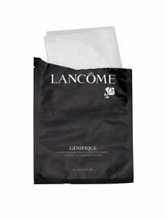 Each treatment of Lancôme Génifique Youth Activating Second Skin Mask drenches skin in the cult Génifique anti-aging serum