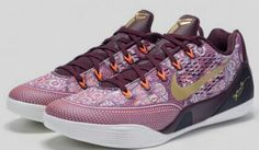 cadd91240475 The Nike Kobe 9 Silk is inspired by different cultures that Kobe Bryant has  experienced throughout his career. This Nike Kobe 9 Silk release date is set