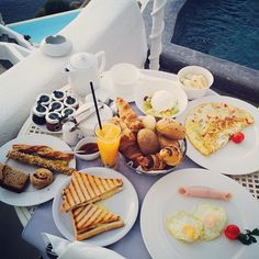 #AndronisExclusive #Breakfast