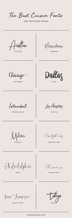 This Blush Web Branding Kit for Photoshop has everything you need to create a beatiful brand FAST! Everything in this Photoshop Template is full-editable! Best Cursive Fonts, Tattoo Fonts Cursive, Italic Font, Calligraphy Fonts, Typography Fonts, Hand Lettering, Fonts For Tattoos, Hand Fonts, Lettering Tattoo