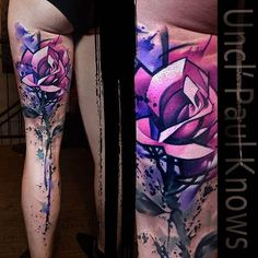""""""" Stunning design by @uncl_paul_knows  #perfecttattoo #perfectartist #stunning…"""
