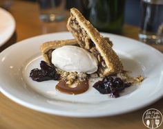 Gruner - This delicious German restaurant in Portland has amazing food and especially desserts. You have to check it out if you're in the area!