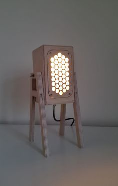 Pod - Desk/Table Lamp  New from Crafty&Co.