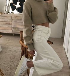 Mode Outfits, Fall Outfits, Casual Outfits, Fashion Outfits, Fashion Trends, Fashion Tips, Basic Fashion, Look Fashion, Winter Fashion