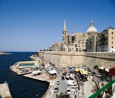 Malta wins award for best climate, plus it's English-speaking and has a low tax rate. Retirement heaven!