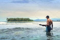 shoot fish by bastera on @creativemarket