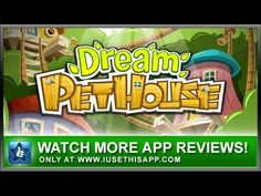 Dream Pethouse iPhone App - Zynga iPhone App - Apps   #iphone #apps #appreviews #IUTA