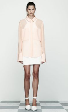 T BY ALEXANDER WANG S/S