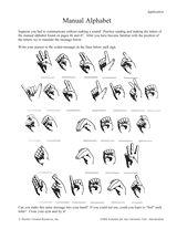 Worksheets Sign Language Worksheets sign language printable work sheets google search search