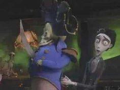 Tim Burton Films, Corpse Bride, Youtube, Youtubers, Youtube Movies