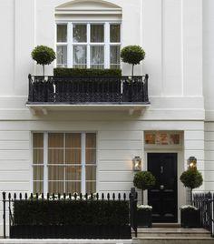 House at Holland Park London