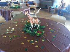 Jungle Safari Baby Shower Party Ideas | Photo 3 of 14 | Catch My Party