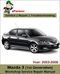 download mazda 3 service repair manual 2010 2012 mazda service rh pinterest com 2008 mazdaspeed 3 repair manual 2006 mazda 3 repair manual
