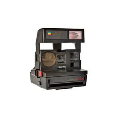 Shop-A-Matic -- Holiday Gifts -- Polaroid Camera ❤ liked on Polyvore featuring fillers, camera, electronics, accessories, other, backgrounds, phrase, quotes, saying and text
