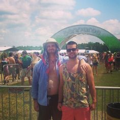 #Bonnaroo2014 with @bpeightal is in the books.