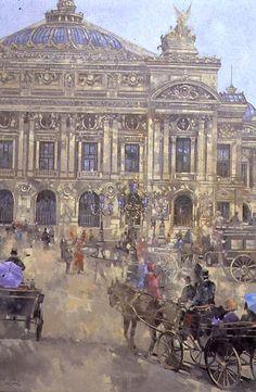 Peter Miller L'Opera, Paris, 1993
