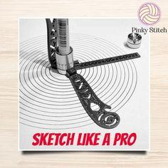 The Ultimate Designer's Compass - Pinky Stitch
