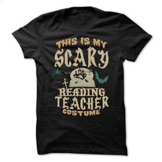 Reading Teacher - Costume Tshirt - #t shirts design #silk shirt. PURCHASE NOW => https://www.sunfrog.com/Holidays/Reading-Teacher--Costume-Tshirt.html?id=60505
