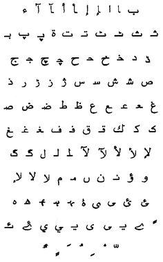 writing symbols