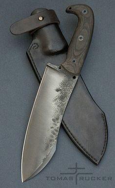 Tomas Rucker Knife.