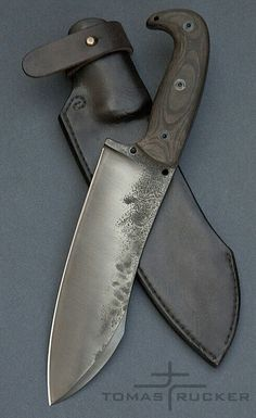 Tomas Rucker Knife.
