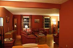 Lieblich Selbstgemachte Wohnzimmer Dekoration, Wohnzimmer Wände,  Wohnzimmerinnenraum, Wohnzimmer Ideen, Wohnzimmer Zubehör, Raumgestaltung,  Braune Farbe