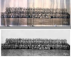 I'm just the Photoshopper but here is what was said about the photo I meticulously retouched.  Sharing Mr. Ted Visaya's unit photo of Company F, 1st Signal Training Battalion at Camp Kohler, California (near Sacramento). 1st Lt. John A. Prosanja was the commanding officer of Kohler's 1st Filipino Company.