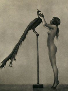 William Mortensen; My mother had this print hanging when I was little