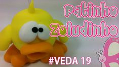DIY - Patinho Zoiudinho - Sah Passa o Passo #VEDA 19