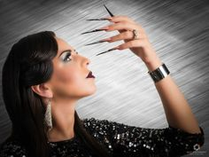 Nail Techniques, Photoshoot, Beauty, Fashion, Moda, Photo Shoot, Fashion Styles, Beauty Illustration, Fashion Illustrations
