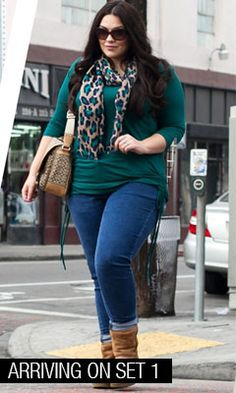 SWAKdesigns - outfits. Actual plus size fashions