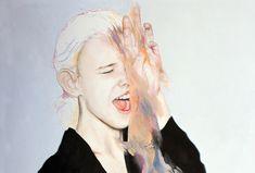 Expressive Oil Work Portraits By Andrea Castro