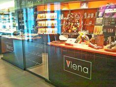 Cava de chocolate en Cafetería Viena #Logroño #Larioja