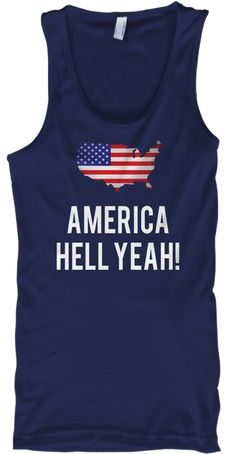 Discover Usa Independence Day July T-Shirt from USA IN MY HEART T-SHIRT SHOP, a custom product made just for you by Teespring. Geile T-shirts, Best Tank Tops, Hoodies, Sweatshirts, Shirt Shop, Independence Day, Fourth Of July, Cool T Shirts, Tank Man