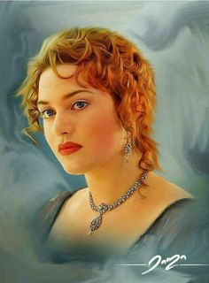 "Rose from the James Cameron movie ""Titanic"""