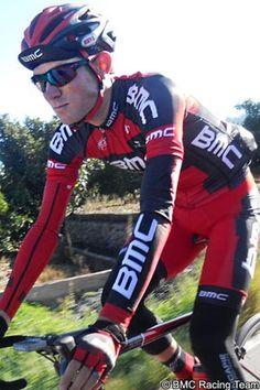 Tejay Van Garderen in his 2012 BMC kit.