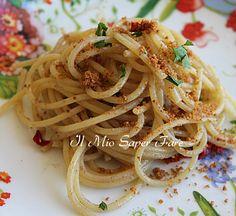 Pasta Burro Alici :la pasta più semplice del mondo.Veloce, economica e gustosa.Le alici si sciolgono nel burro e si ottiene un condimento saporito e cremoso