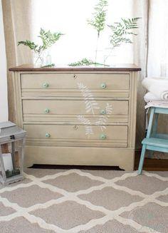 Fern Dresser After
