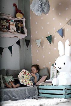 """Habitaciones de niños """"Montessori"""""""