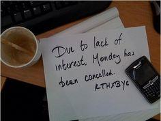 Mondays... #dream #monday #funny #weekend #coffee #humor #beyercdjr #jeep #newjersey