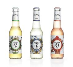 Tempt Cider on Packaging of the World - Creative Package Design Gallery