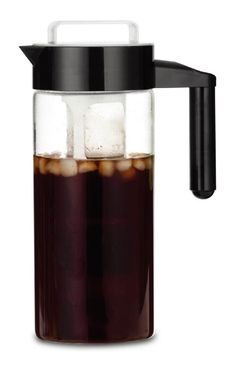 Amazon has theFrancois et Mimi BPA-Free Glass Iced Coffee Maker, Cold Brew Coffee Pot for just $10 right now!