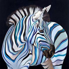 Trendsetter Framed Canvas By Hayley Goodhead - Arthouse Gallery zebra Zebra Painting, Zebra Art, Painting & Drawing, Zebra Drawing, Animal Paintings, Animal Drawings, Art Drawings, Canvas Artwork, Framed Canvas