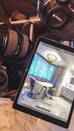 Behind the scenes: Photoshooting one of our projects. Interior Styling, Interior Decorating, Interior Design, Bathroom Goals, Luxury Bathrooms, Meraki, Architectural Digest, Interior Architecture, Luxury Homes