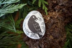 stone the raven's gift by littlevagaries on Etsy Natural Stones, I Shop, How To Draw Hands, Drawings, Gifts, Etsy, Art, Sketches, Craft Art